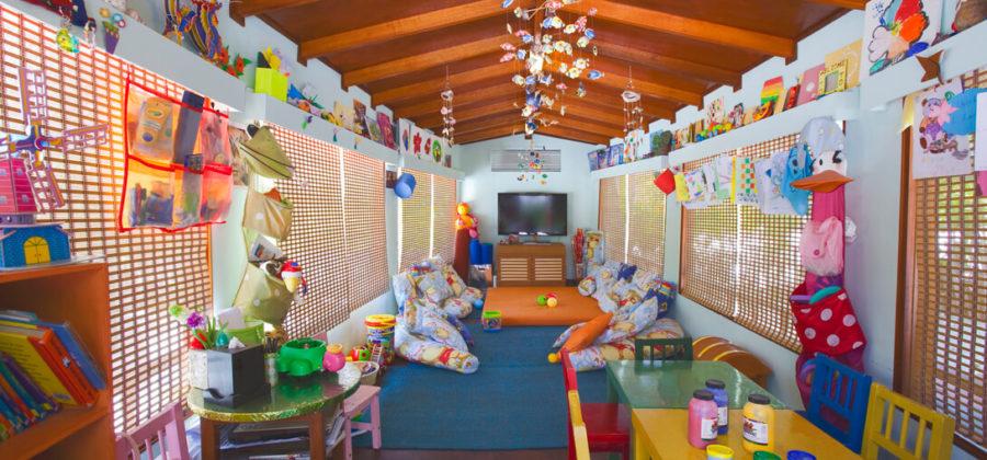 Anantara Dhigu Kids Club Dhoni