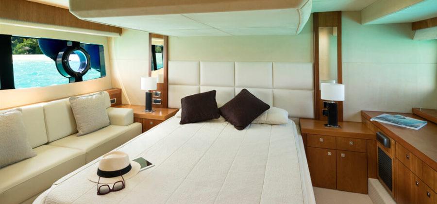 Anantara Dhigu Nirvana Schlafzimmer