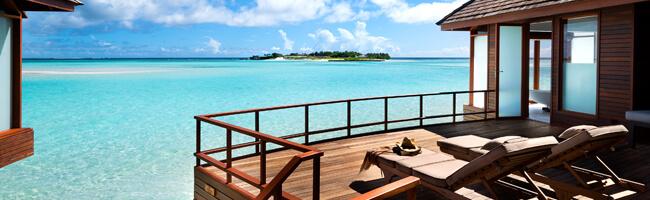 anAntara Dhigu Overwater Sunrise Suite