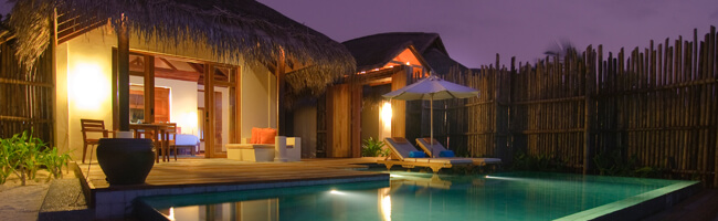 Anantara Dhigu Pool Villa