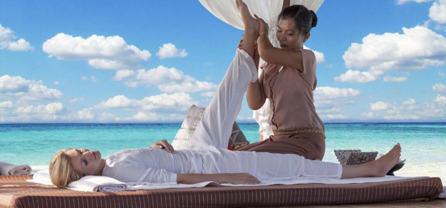 Anantara Dhigu Spa Thai Massage