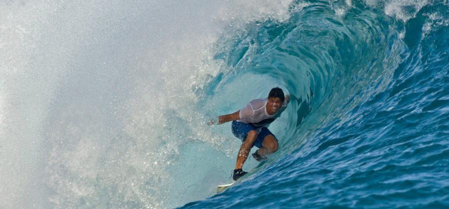 Anantara Dhigu Surfen