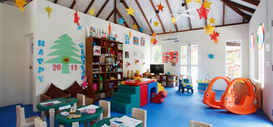 Centara Grand Island Camp Safari Kids Club