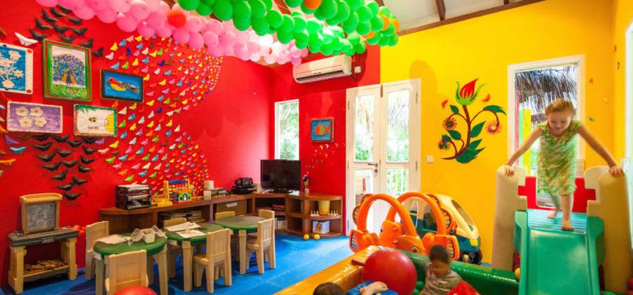 Centara Grand Island Camp Safari Kids Club Indoor