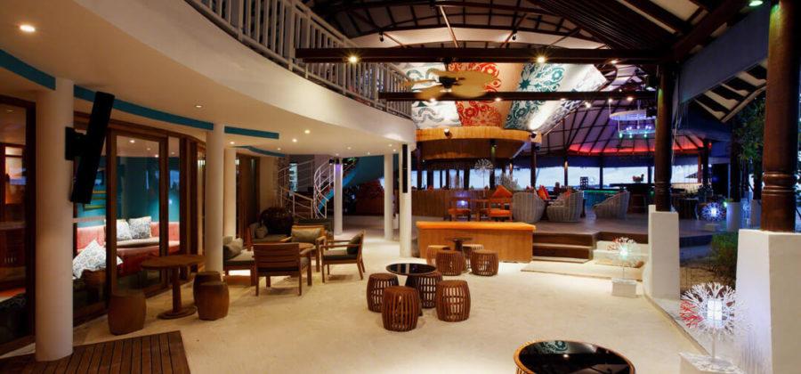 Centara Grand Island Coral Bar Lounge