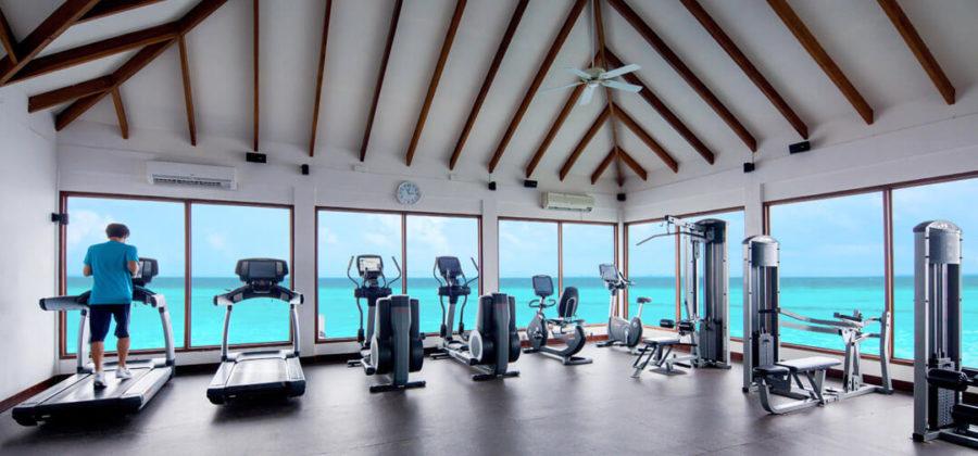 Centara Grand Island Fitness Center