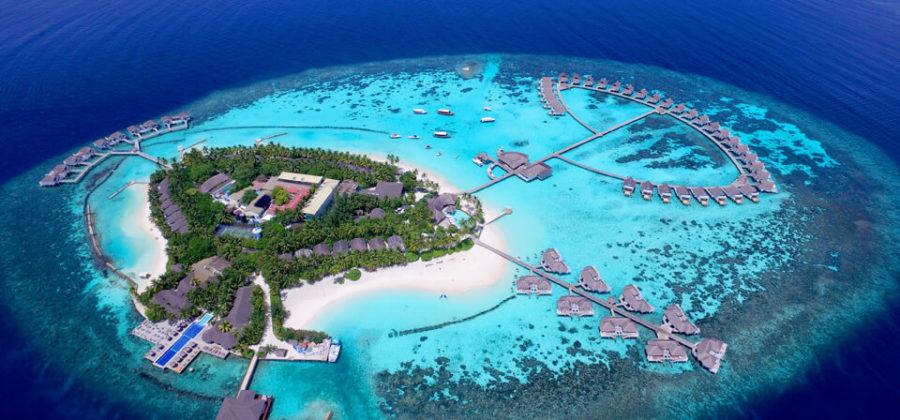 Centara Grand Island Insel vollständig
