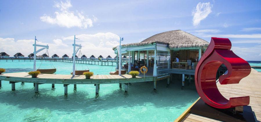 Centara Grand Island Over Water Villas