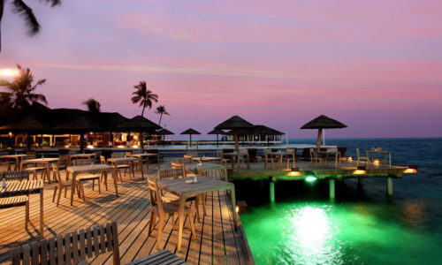 12 Tage im exquisiten Centara Grand Island Resort & Spa (5*), mit AI, inkl. Flug & Transfer