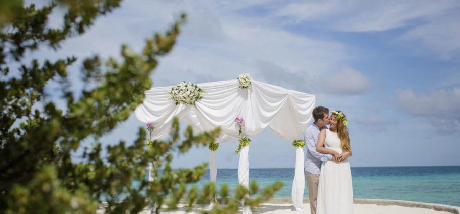 Centara Ras Fushi Hochzeit