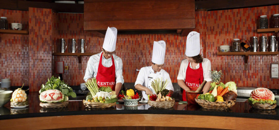 Centara Ras Fushi Kochunterricht
