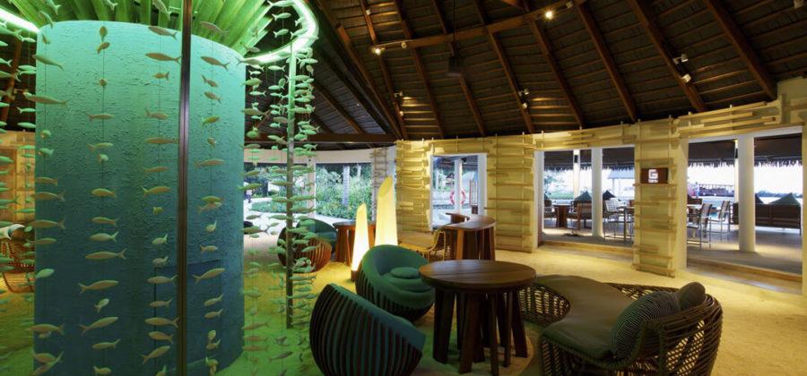 Centara Ras Fushi Lobby