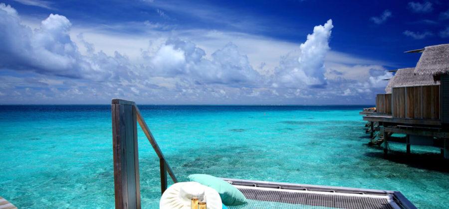 Centara Ras Fushi Premium Deluxe Spa Water Villa
