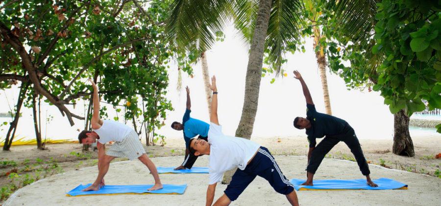 Centara Ras Fushi Yoga