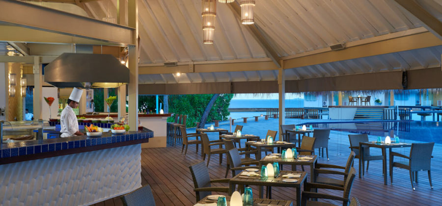 Ellaidhoo Maldives by Cinnamon Malamathi Restaurant