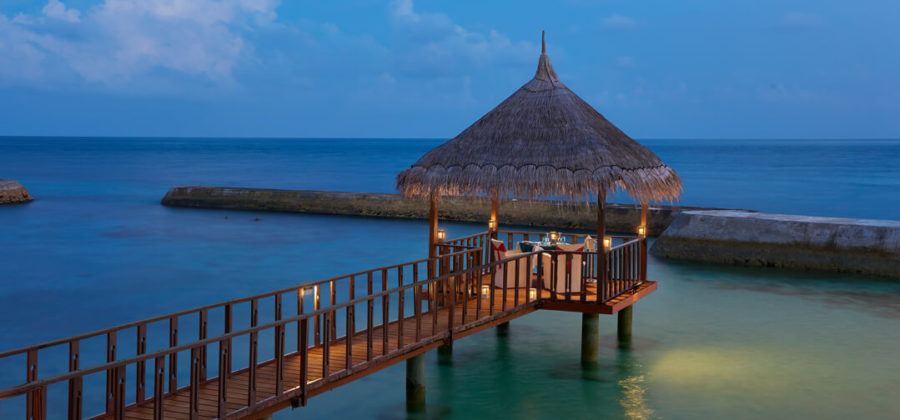 Ellaidhoo Maldives by Cinnamon Romantic Dinner