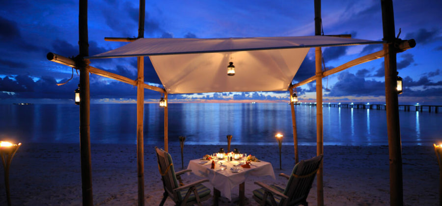 Fun Island Romatic Dinner