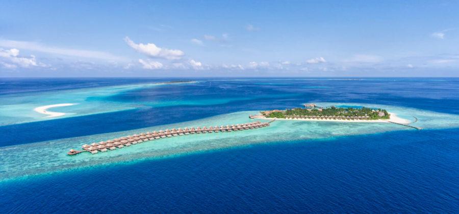 Hurawalhi Insel fern