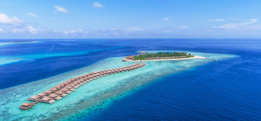Hurawalhi Insel nah