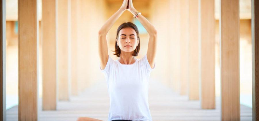 Hurawalhi Yoga Allein