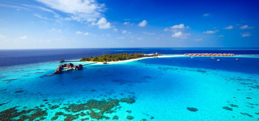 Huvafen Fushi Insel