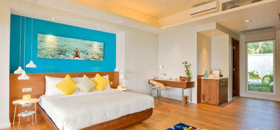 Kandima Beach Villa with Jacuzzi Interior