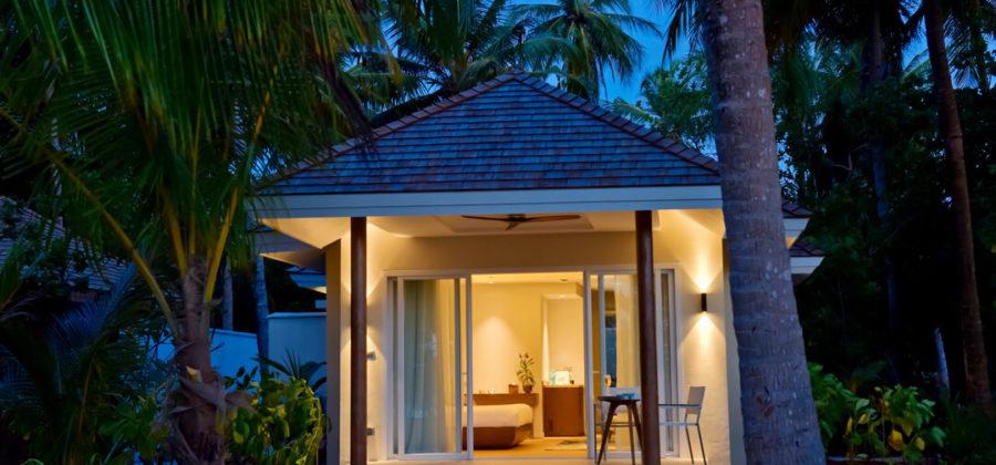 Kandima Beach Villa with Jacuzzi von Aussen