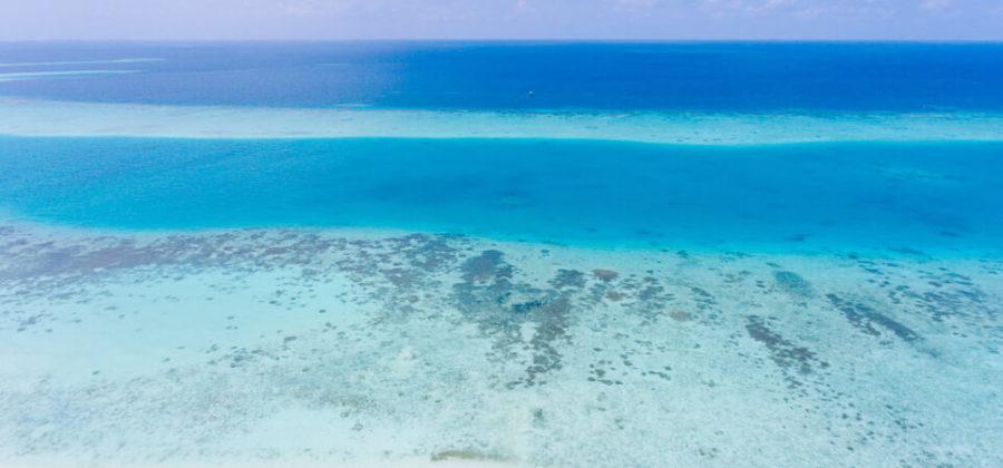 Kandima Riff und Meer