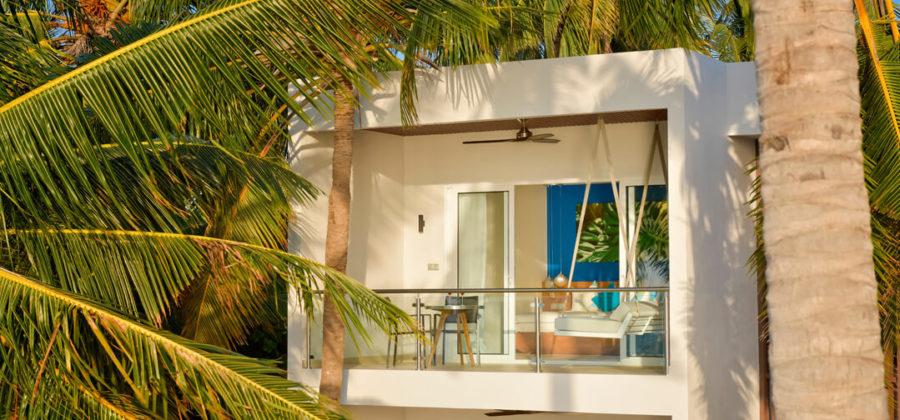 Kandima Sky and Beach Studio Aussen