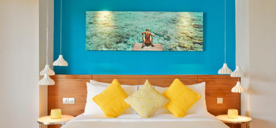 Kandima Sky and Beach Studio Bett