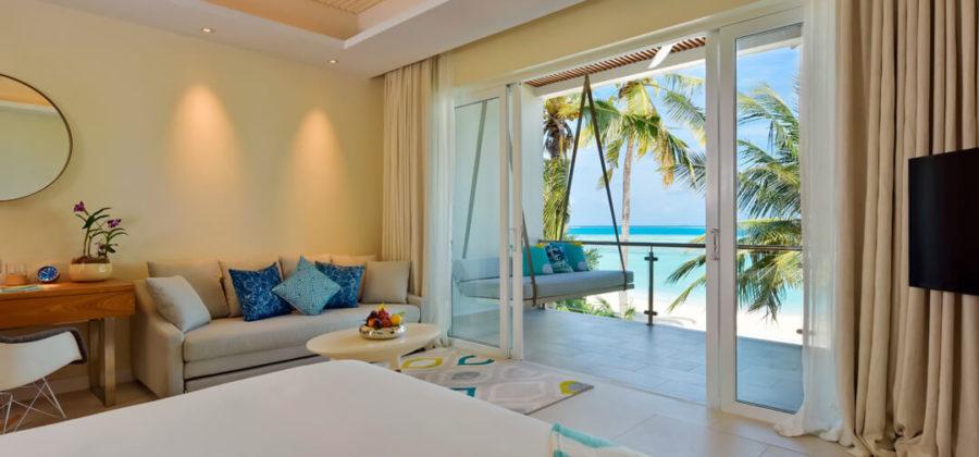 Kandima Sky and Beach Studio Interior
