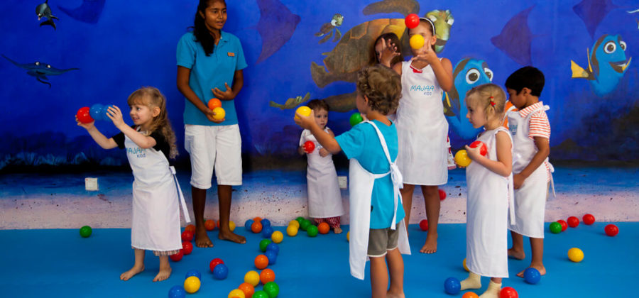 Kurumba Majaa Kids Club