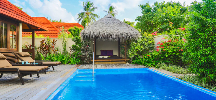 Kurumba Royal Residence Pool