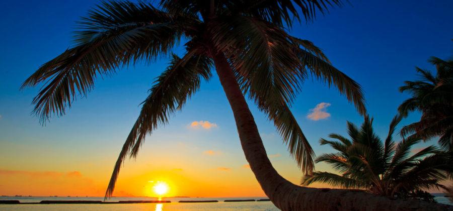 Kurumba Sonnenuntergang