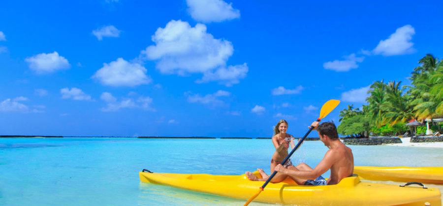 Kurumba Wassersport Kayak