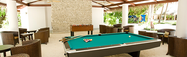 Lux South Ari Atoll Billiard