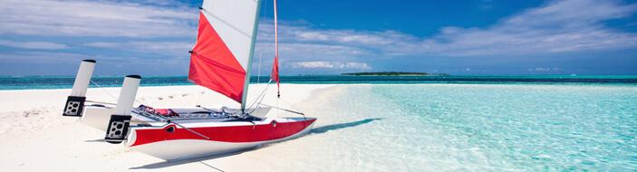 Malediven Deals Segeln