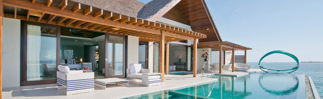 Niyama Two Bedroom Ocean Pavillon with Pool