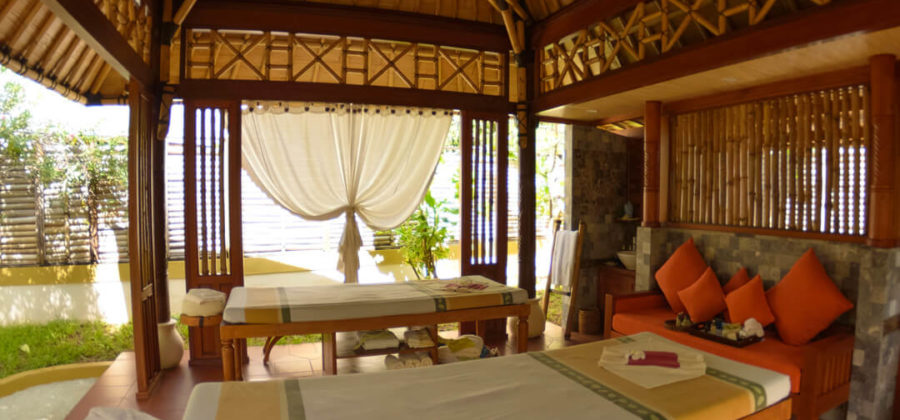 Paradies Island Araamu Spa