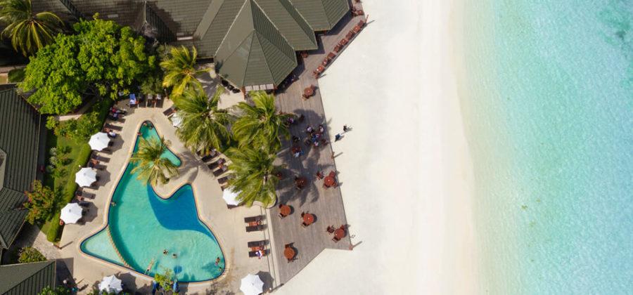 Paradies Island Insel