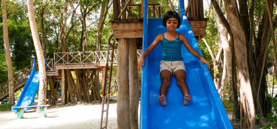 Paradies Island Kids