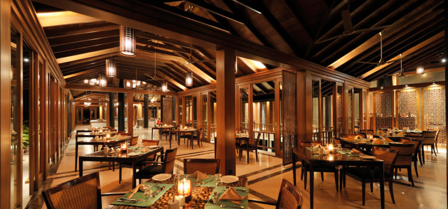 Paradies Island Lagoon Restaurant