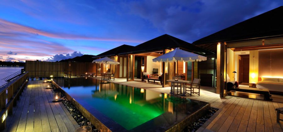 Paradies Island Ocean Suite 2