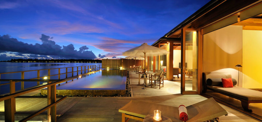 Paradies Island Ocean Suite 3