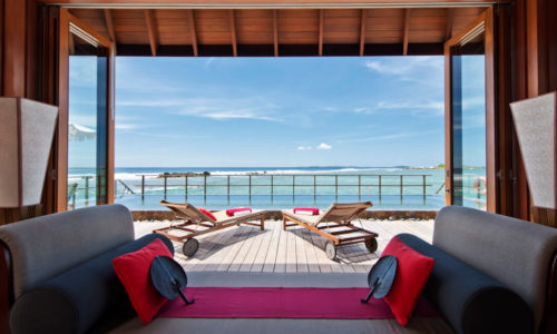 12 Tage Malediven zum Knallerpreis (4*), HP, Superior Beach Bungalow, inkl. Zug, Flug & Transfer