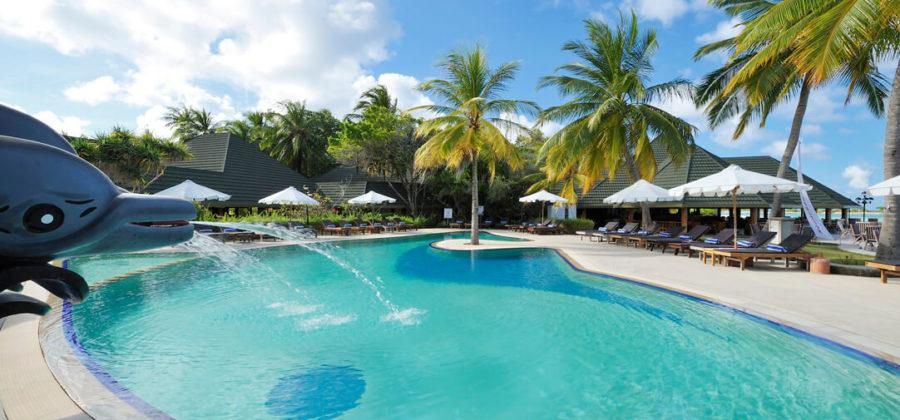 Paradies Island Pool