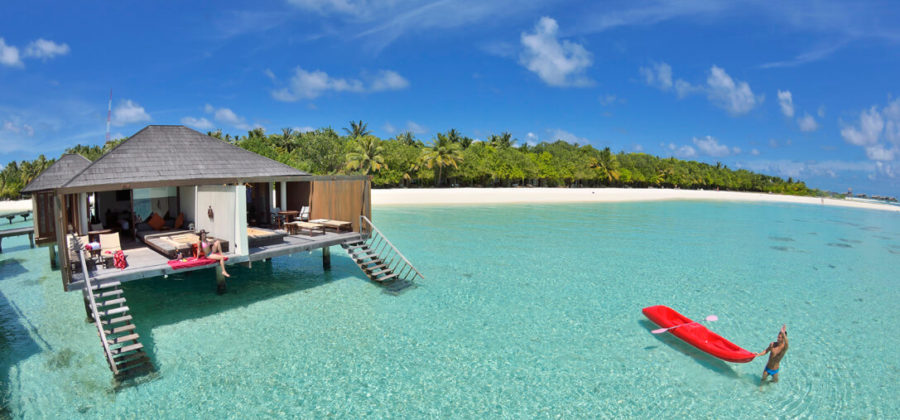 Paradies Island Water Villa