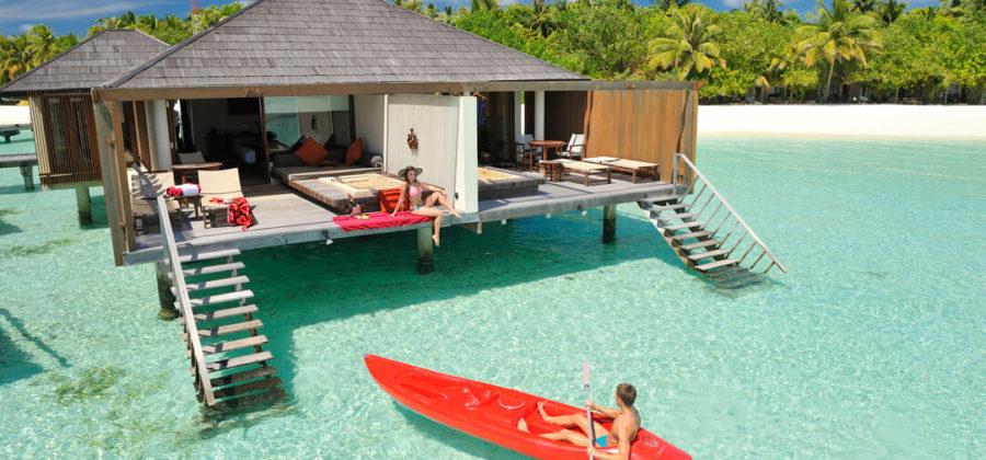 Paradies Island Water Villa