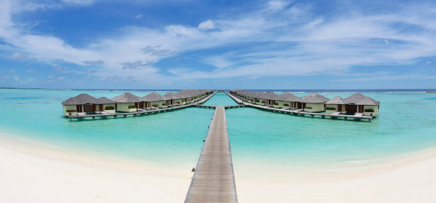 Paradies Island Water Villas