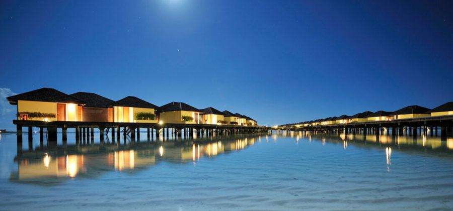 Paradies Island Water Villas